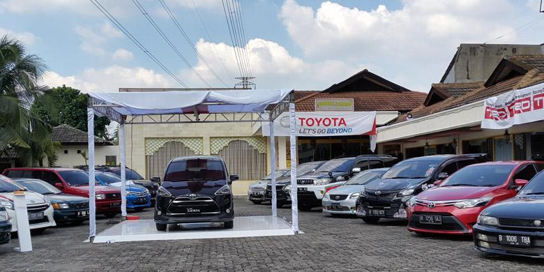 """Toyota """"Ngarep"""" Pasar Otomotif Tetap Positif"""