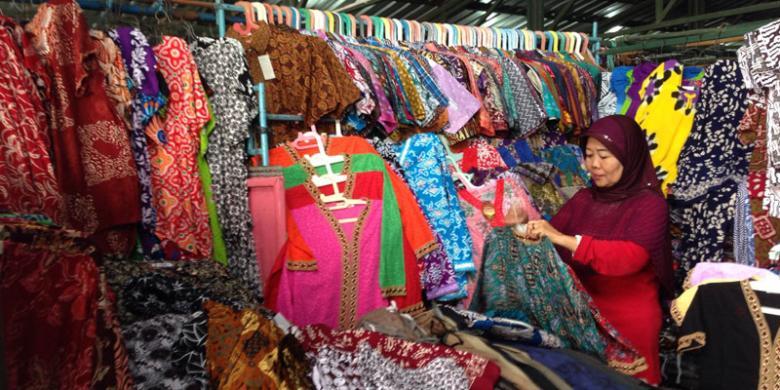 Berburu Produk Batik Mulai Harga Rp 22.000 Di Pasar Klewer Solo