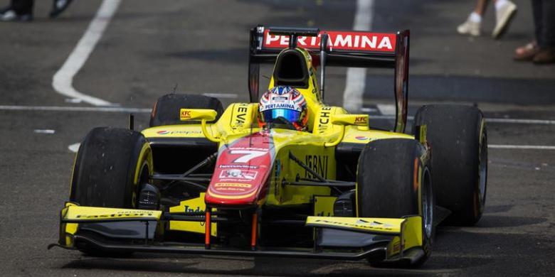 Sirotkin Raih Kemenangan Pertama, Evans Sumbang Poin Untuk Pertamina Campos Racing