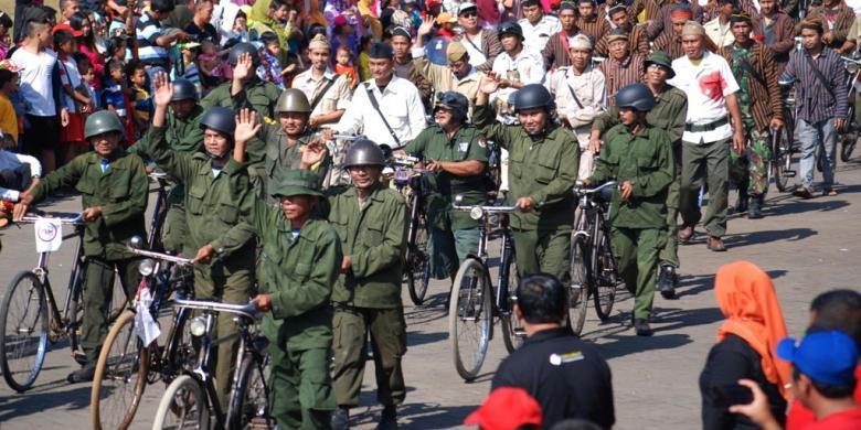 Karnaval Budaya Ambarawa, Melihat Ambarawa Tempo Dulu