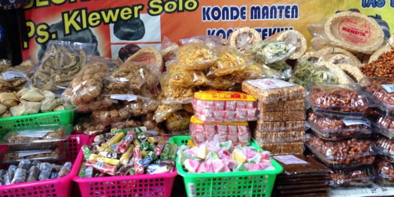 Cari Oleh-oleh Khas Solo? Coba Kunjungi Pasar Klewer…