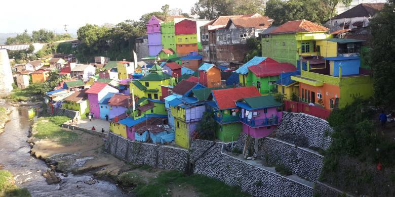 Kota Malang Fokus Kembangkan Wisata Kampung