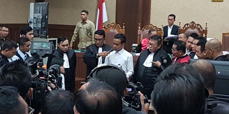 Pengacara Jessica: Barista Terima Uang Rp 140 Juta dari Arief untuk Bunuh Mirna