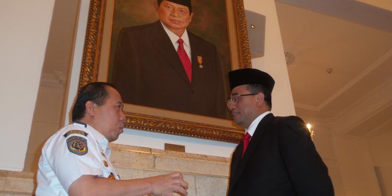 Hari Kedua Jabat Menteri Perhubungan, Budi Karya Berencana Reaktivasi Rel Kereta Api