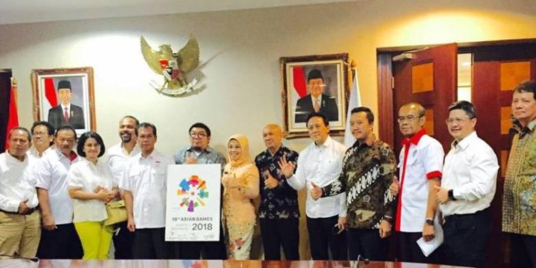 Logo Dan Maskot Baru Asian Games Diresmikan