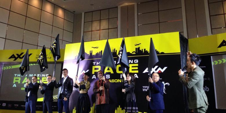"Ajang ""The Amazing Race"" Tayang Bulan Oktober"