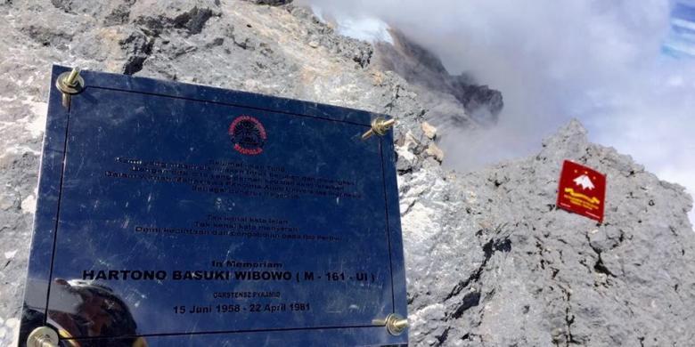 Apa Kata Pendaki Indonesia Tentang Gunung Carstensz Di Papua?