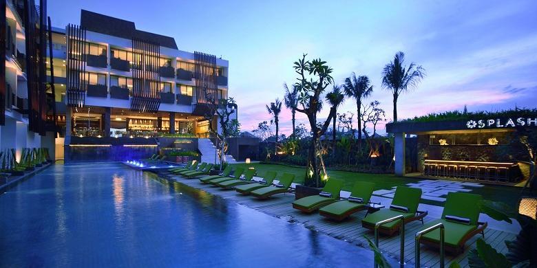 Hotel Four Points Kedua Di Bali Hadir Di Seminyak