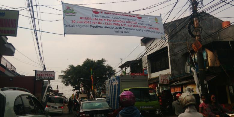 Festival Condet Digelar 30 Juli hingga 31 Juli