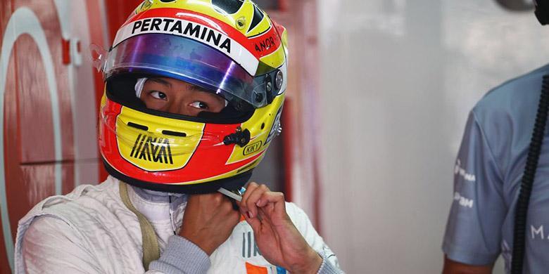 Apa Yang Bikin Rio Haryanto Yakin Untuk F1 2017?