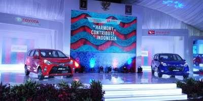 Perkenalan Toyota Cayla dan Daihatsu Sigra