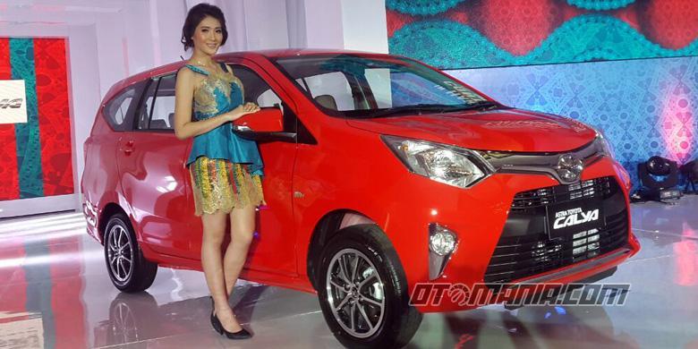 Penjualan Calya Di Luar Ekspektasi Toyota
