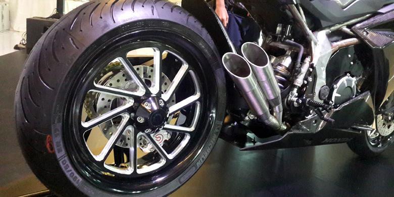Langkah Pilih Knalpot Motor Sport
