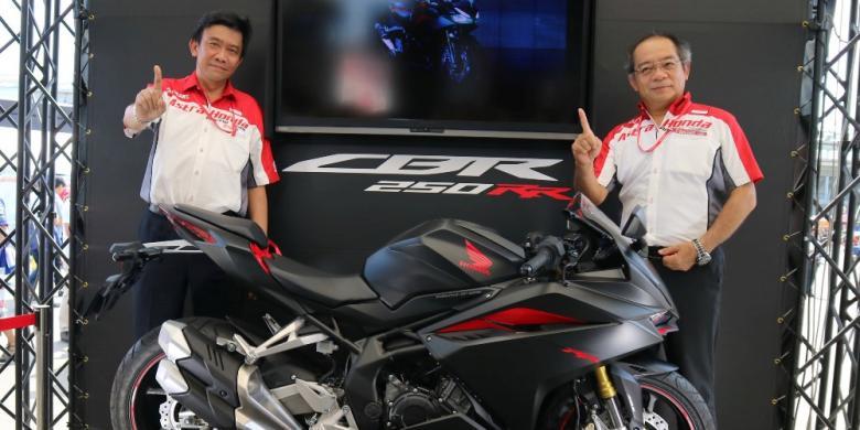 All New Honda CBR250RR Hadir Di Suzuka 8 Hours 2016