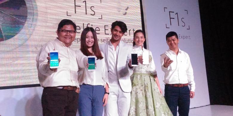 Masuk Indonesia, Oppo F1s Dijual Rp three,eight Juta