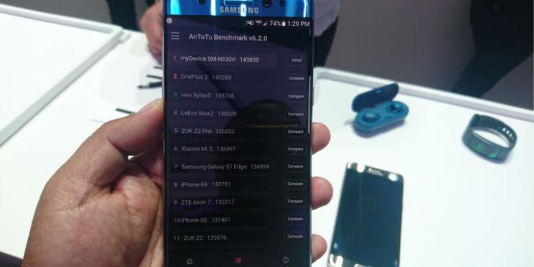 Adu Kencang 10 Smartphone Keluaran 2016, Siapa Juaranya?