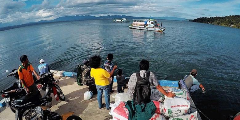 Perayaan HUT RI Dipusatkan Di Danau Toba