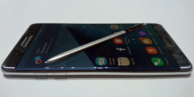 Galaxy Note 7 Meledak Di Tangan Bocah 6 Tahun