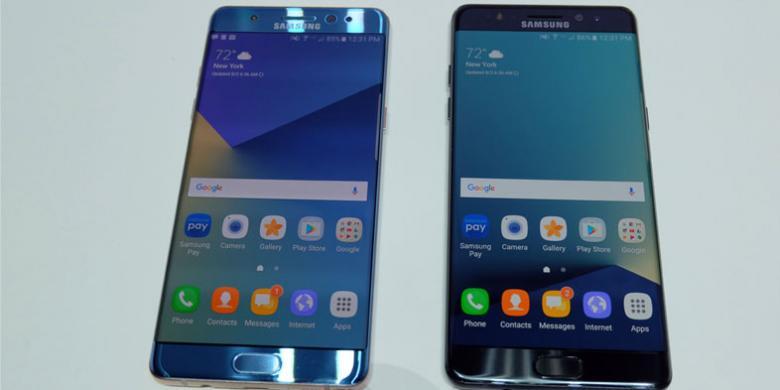 """Lagi, Galaxy Note 7 Hangus Terbakar Saat Di-""""charge"""""""