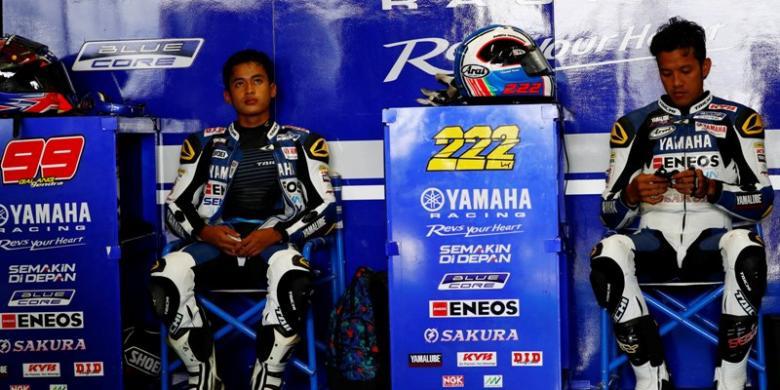 Yamaha Racing Indonesia Bidik Podium Pada ARRC Di Sirkuit Sentul