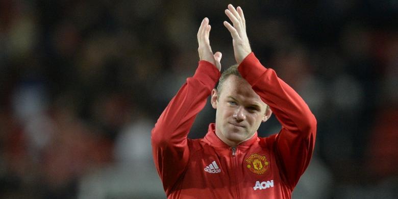 Rooney Serukan Kemenangan di Derbi Manchester