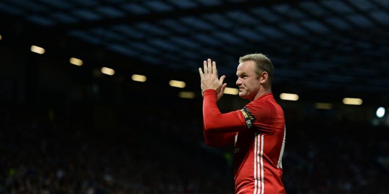 Rooney Ingin Di Pulangkan Oleh Manager Everton
