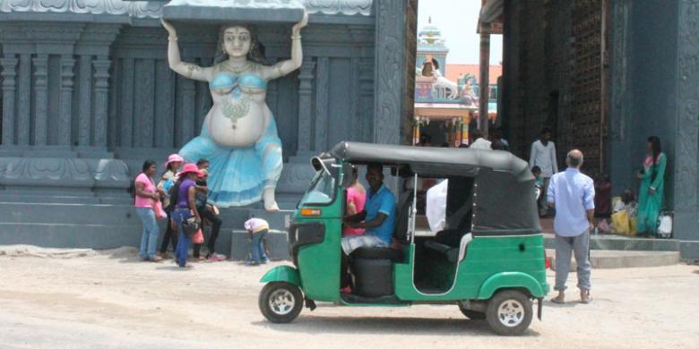 Inilah Bajaj, Taksi ala Sri Lanka video viral info traveling info teknologi info seks info properti info kuliner info kesehatan foto viral berita ekonomi