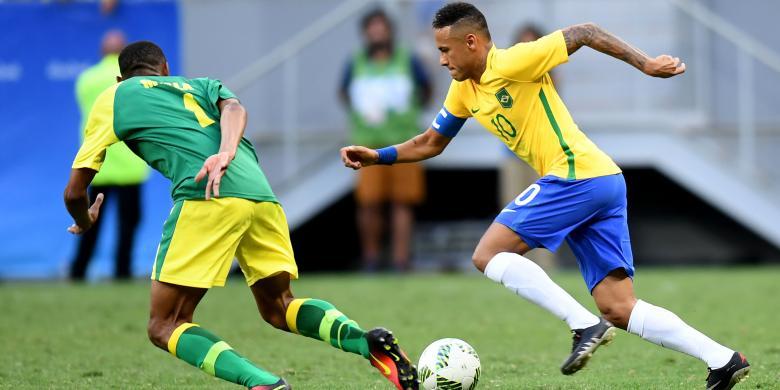 Voodoo Diharap Selamatkan Sepakbola Brasil