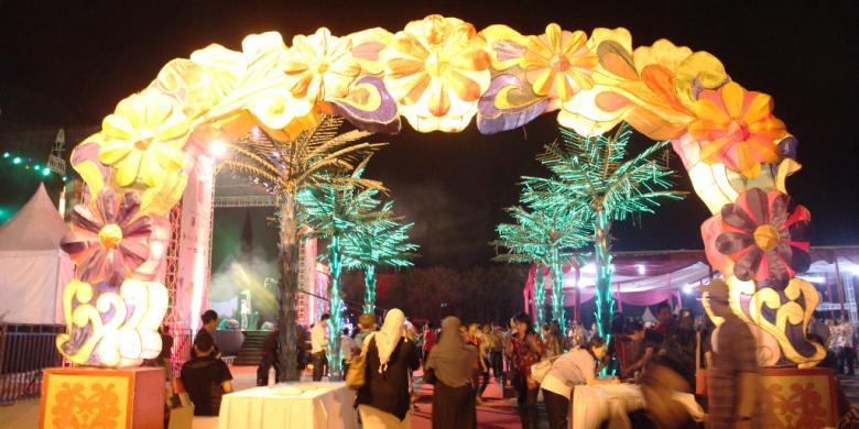 Resmi Dibuka, Pesta Rakyat Jateng Fair 2016 Digelar Lebih Meriah
