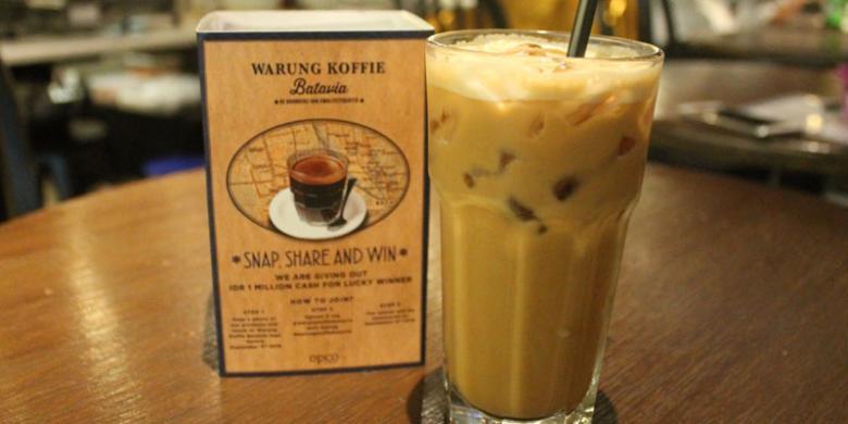 Mengenang Kejayaan Kopi Jakarta Di Warung Koffie Batavia