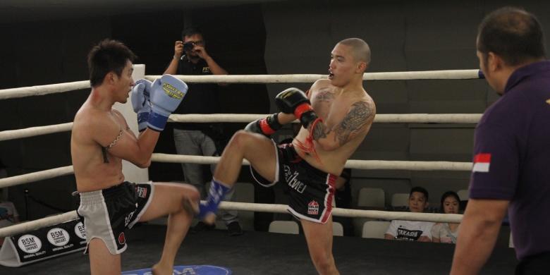 Muay Thai Butuh Konsistensi Promotor
