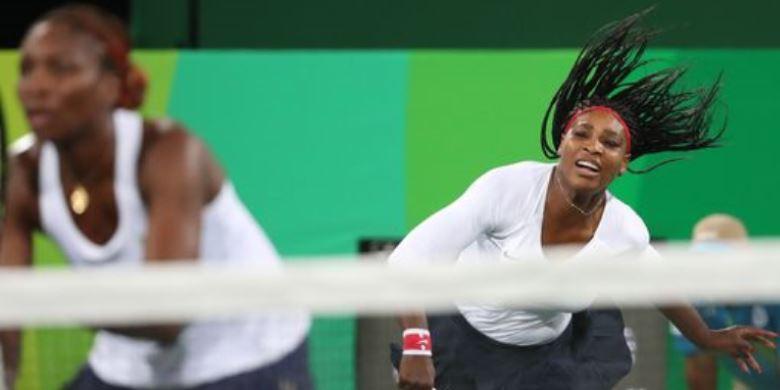 Serena Tersingkir Di Nomor Ganda