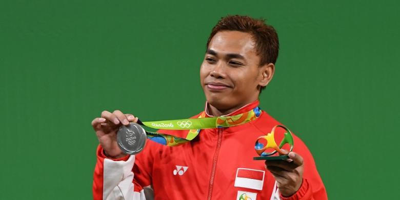 Eko Yuli Bersyukur Raih Medali Perak