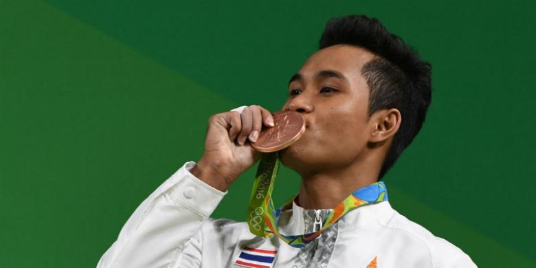 Tonton Sang Cucu Tampil Di Olimpiade, Nenek Meninggal Di Thailand