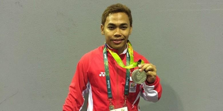 Eko Yuli Bercita-cita Raih Medali Emas Olimpiade