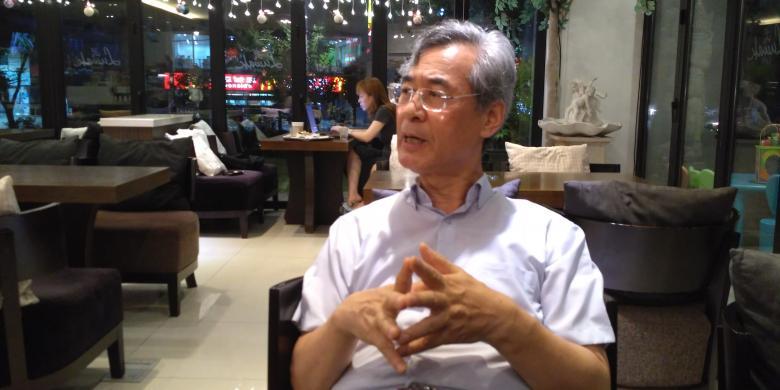 Kim Soo Il, Laki-laki Korea Yang Mencintai Indonesia