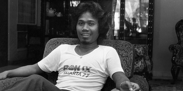 Eddy Silitonga Pernah Jadi Kondektur Bus dan Duta Kebudayaan
