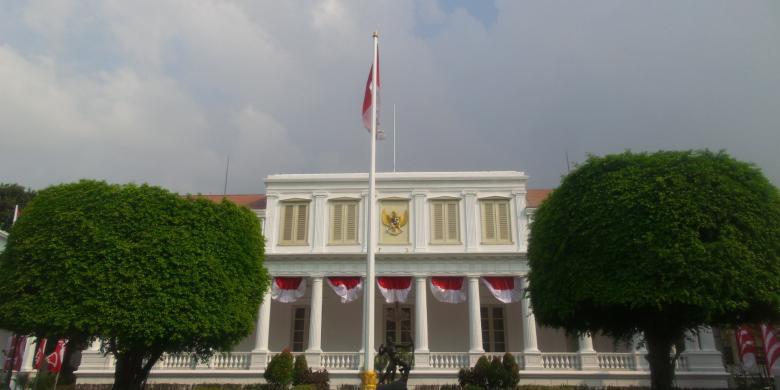 Suasana istana negara menjelang hari kemerdekaan | Tribun Solo