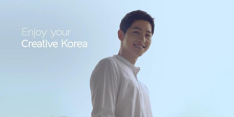 Song Joong Ki Bintangi Video Promosi Pariwisata Korsel Terbaru