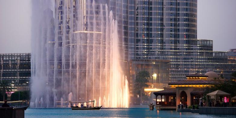 """Keliling Dubai Dalam 48 Jam, Cek """"Itinerary"""" Ini"""