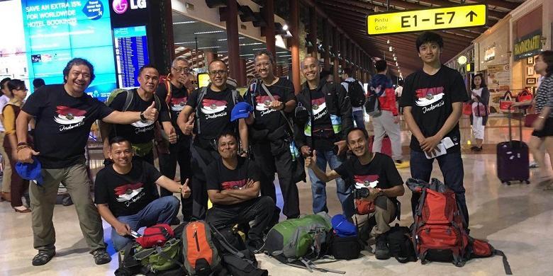 Kelompok Pendaki Indonesia Akan Kibarkan Merah Putih Di Tiga Puncak Gunung Salju Dunia