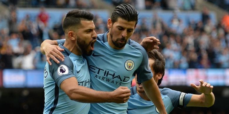 Dominasi Duo Wakil Manchester Mirip seperti 5 Musim Lalu