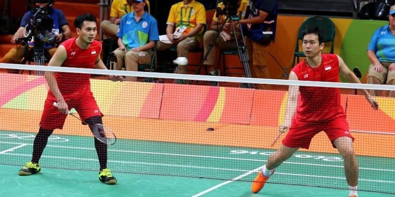 """Mental Bertanding, """"PR"""" Besar Regenerasi Bulu Tangkis Indonesia Usai Olimpiade"""