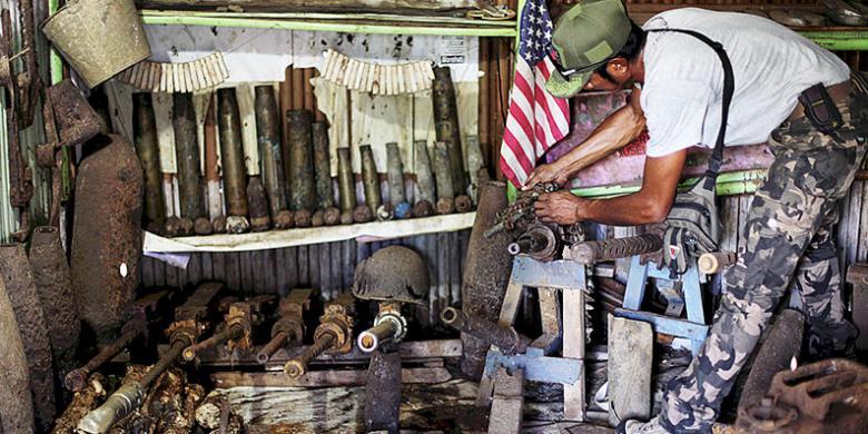 Menyelamatkan Sejarah Dunia Di Morotai