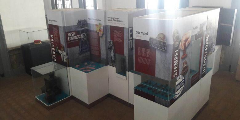 Ini Museum KA Pertama Di Jatim, Diresmikan 17 Agustus