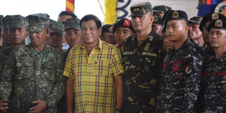 Presiden Duterte Ancam Keluarkan Filipina dari PBB