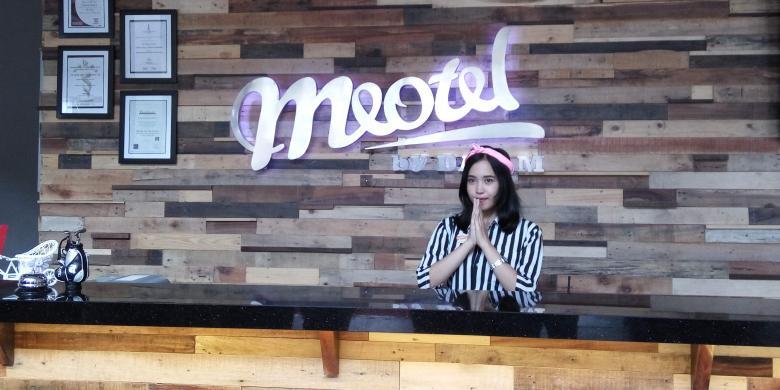 Hotel Berkonsep Retro Kini Hadir Di Purwokerto