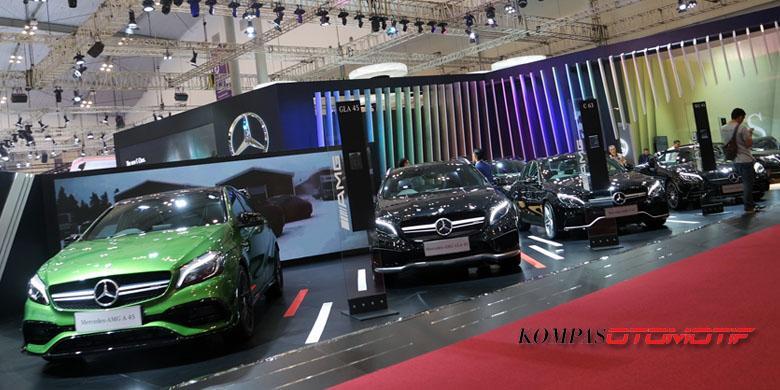 Mercy Pimpin Pasar Mobil Premium Tanah Air