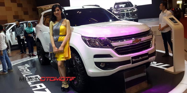 Chevrolet Tantang Fortuner dan Pajero Sport