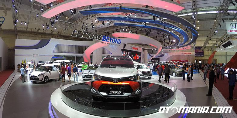 Belum Terima Data Gaikindo, Toyota Enggan Bicara Pasar